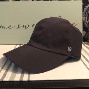 Lululemon Baller Run Hat - Black